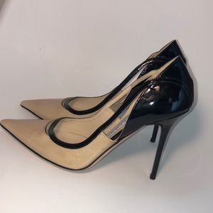Jimmy Choo London High Heels Stilettos 36.5  6.5